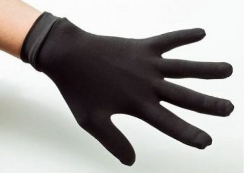 Fleeced tricot gloves Ice Flex