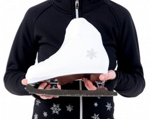 Boot Cover Snow Flakes