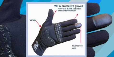 Wifa Gloves Protect