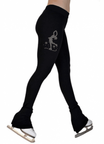 P22 Lay back Spin Skater Tights