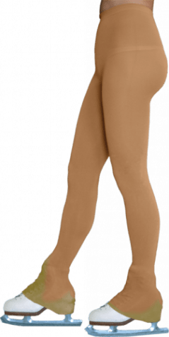 TL8896 Footless over the heal tights