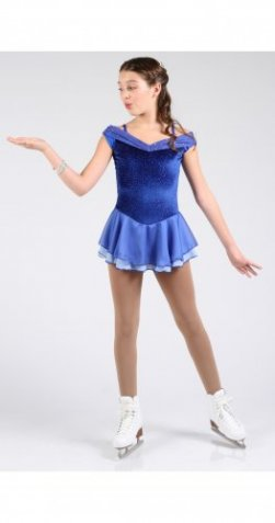 XP1600 Blue Cinderella Dress