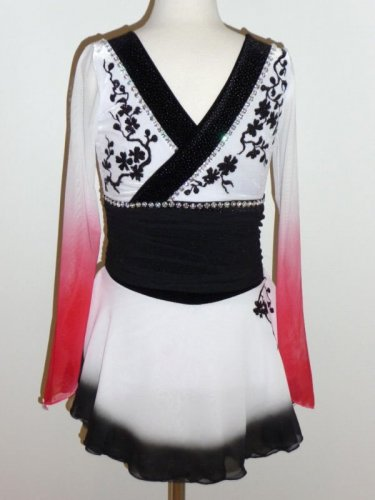 Kimono Custom Made To Fit Ice Skating Dresses Dresses